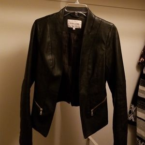 River Island Faux Leather Jacket